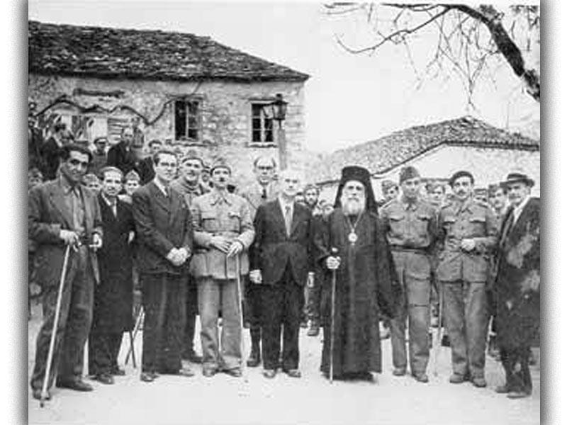 ΕΑΜ - ΠΕΕΑ - «Κυβέρνηση του Βουνού», 1944