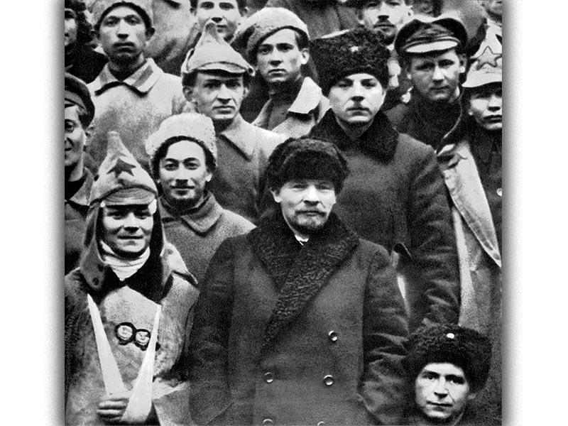 Σοβιετική Ρωσία - Αντεπανάσταση - Κρονστάνδη - Λένιν - Κόκκινος Στρατός