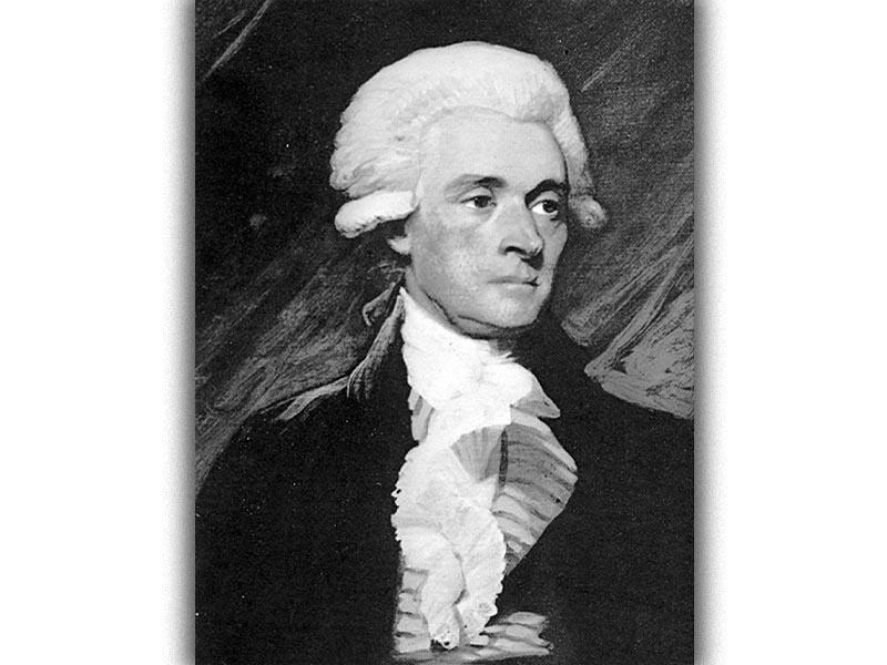 ΗΠΑ - Προεδρεία - Τόμας Τζέφερσον