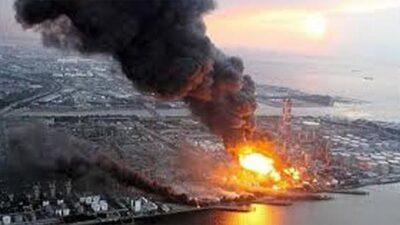 Ιαπωνία - Σεισμός, 2011 - Τσουνάμι