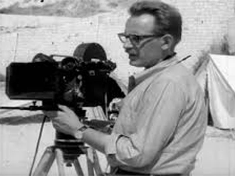 Πολιτισμός - Ντοκιμαντέρ - Δημοσιογραφία - Ρούσσος Κούνδουρος