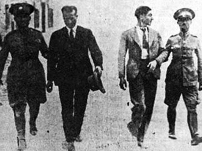 """Ελευθέριος Βενιζέλος - """"Ιδιώνυμο"""", 1929 - Συλλήψεις"""