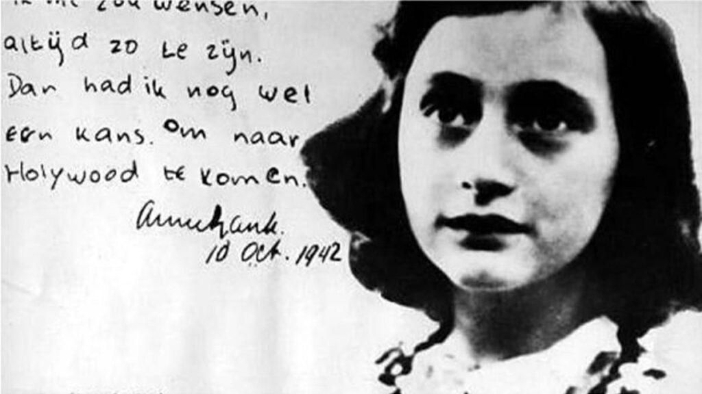 Β'ΠΠ - Ναζιστική Γερμανία - Ολοκαύτωμα - Εβραίοι - Άννα Φρανκ