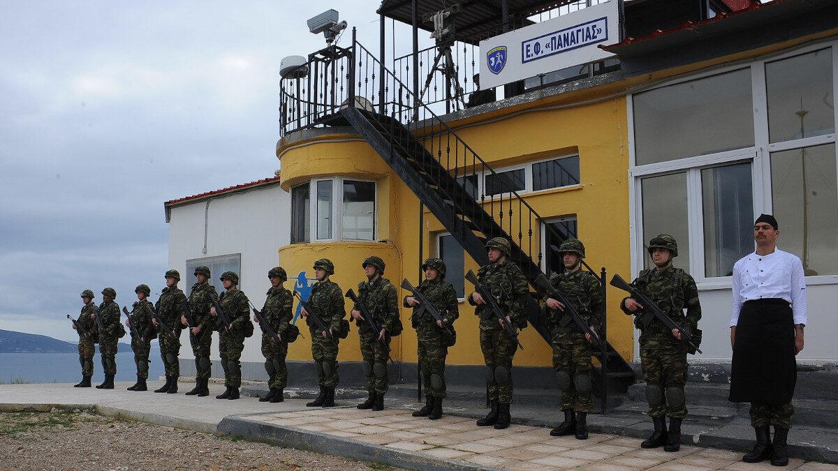 Φυλάκιο «Παναγιάς» στην ευθύνη της 96 ΑΔΤΕ Χίου