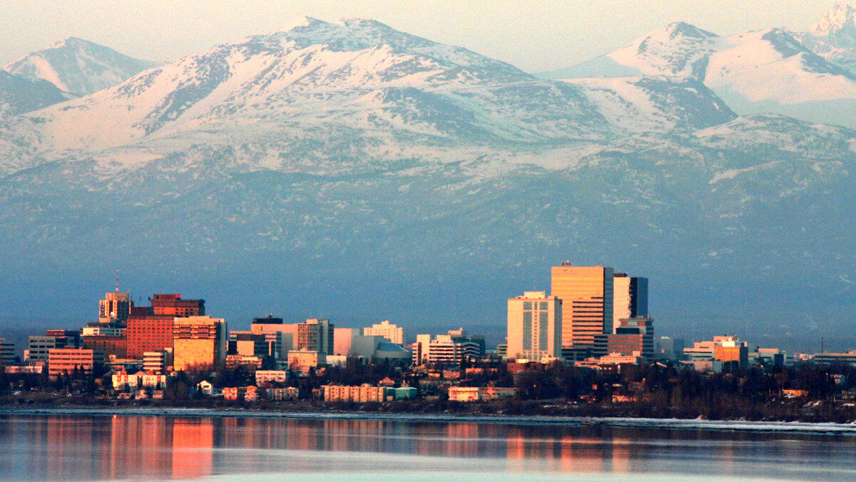 Άνκορεϊτζ, Αλάσκα, ΗΠΑ