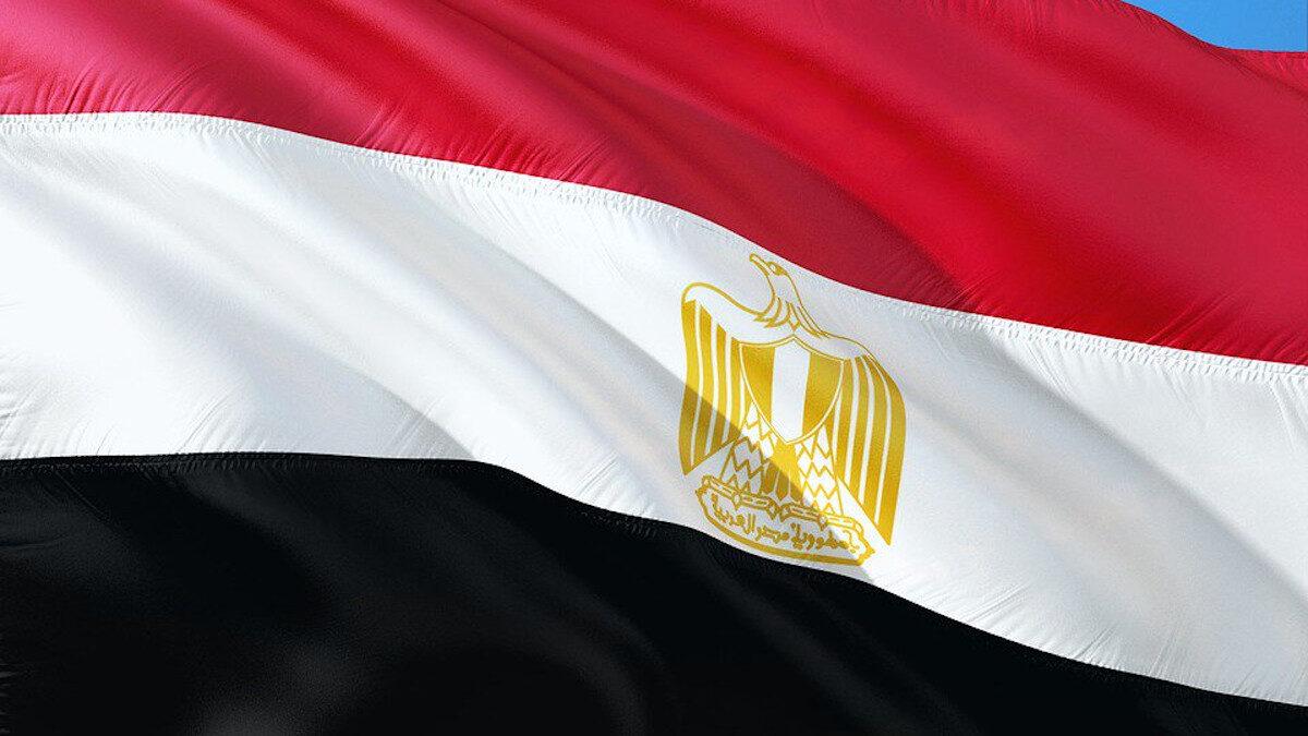 Σημαία της Αιγύπτου