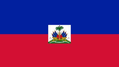 Αϊτή - Σημαία