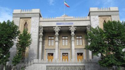 Υπουργείο Εξωτερικών του Ιράν, Τεχεράνη 2013