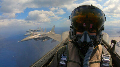 Από συνεκπαίδευση της Ελληνικής Πολεμικής Αεροπορίας με την αντίστοιχη της Σαουδικής Αραβίας
