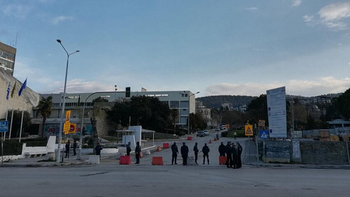 Τα ΜΑΤ στο Αριστοτέλειο Πανεπιστήμιο Θεσσαλονίκης 10/3/2021