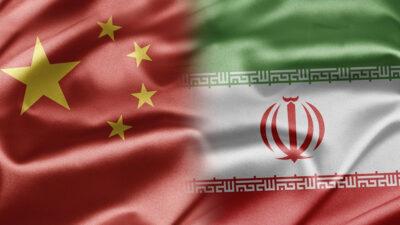 Ιράν Κίνα