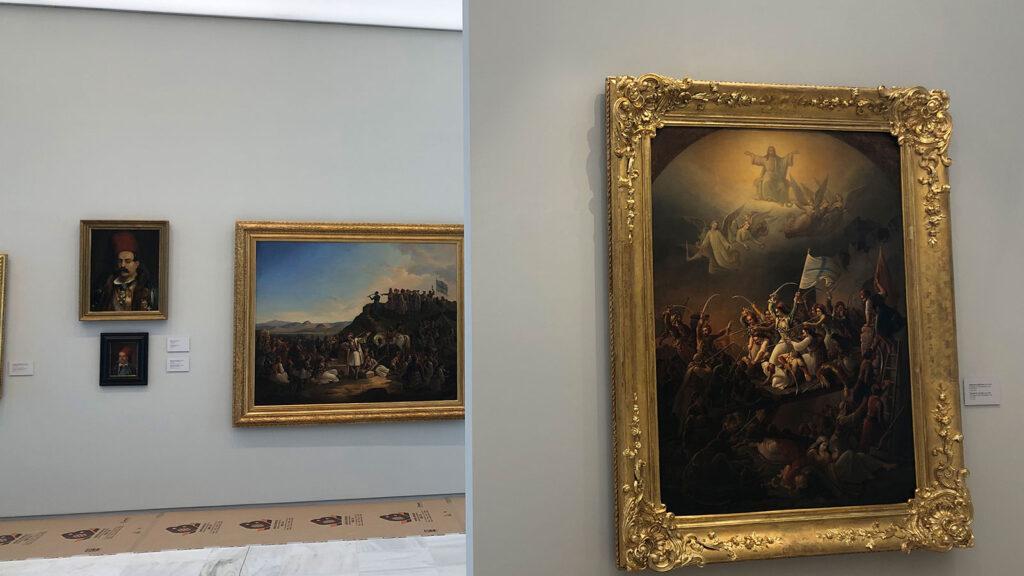 Εθνική Πινακοθήκη μετά την ανακαίνιση