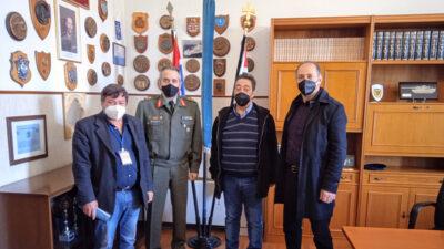 Επίσκεψη κλιμακίου του ΚΚΕ στο ΚΕΤΧ