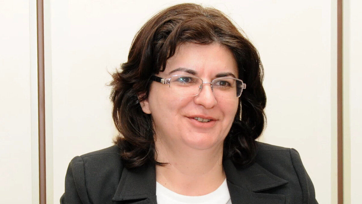 Λουΐζα Ράζου, μέλος του Πολιτικού Γραφείου της Κεντρικής Επιτροπής του ΚΚΕ