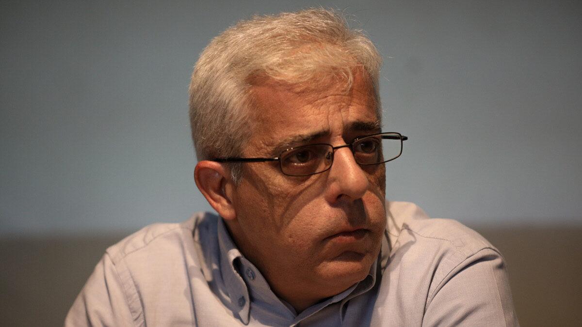 Ο Νίκος Σοφιανός, μέλος του ΠΓ της ΚΕ του ΚΚΕ