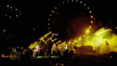 Συναυλία στο Knebworth House των Pink Floyd το 1990