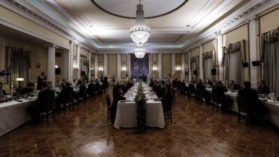 Δεξίωση στο προεδρικό Μέγαρο για την 25η Μαρτίου 2021 και τα 200 χρόνια από την Επανάσταση του 1821