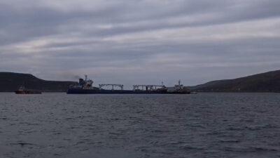 Σύγκρουση δύο φορτηγών πλοίων στα ανοικτά των Κυθήρων - 13/3/2021