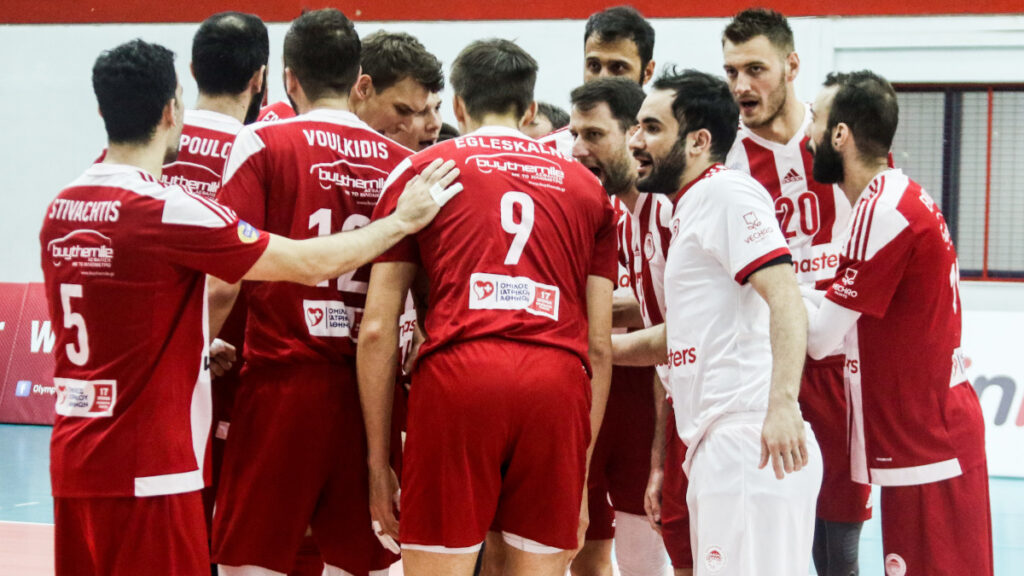 VOLLEY LEAGUE - 14/3/2021 - Πηγή: Eurokinissi