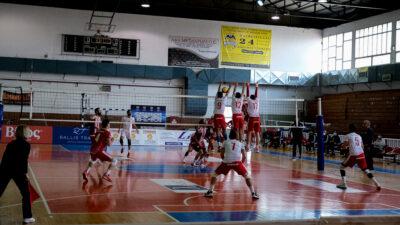 VolleyLeague: Φίλιππος Βέροιας - Ολυμπιακός