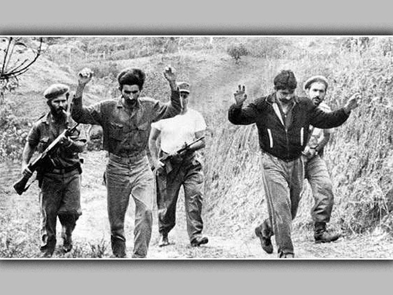 Κούβα - ΗΠΑ - μάχη στον Κόλπο των Χοίρων, 1961