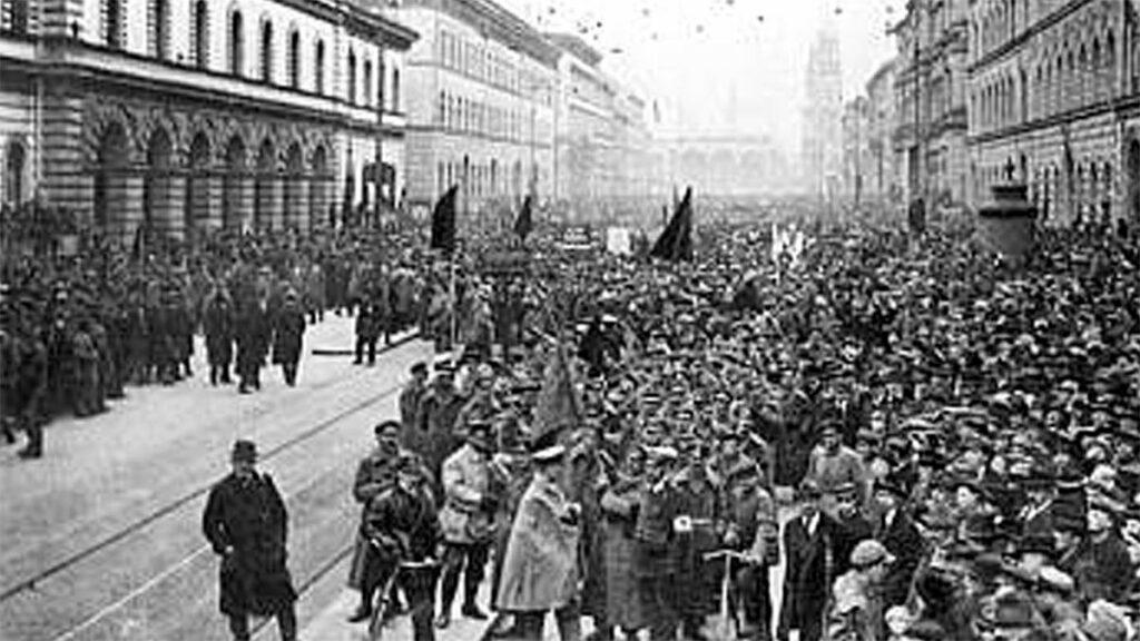 Γερμανία - Επανάσταση, 1919