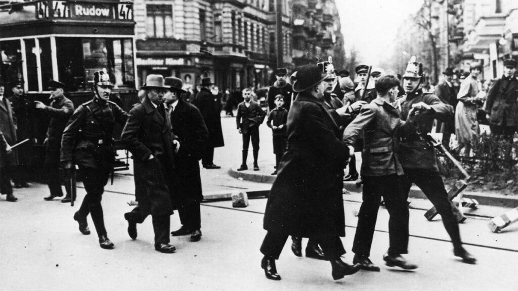 Γερμανία - Βερολίνο - Πρωτομαγιά, 1929