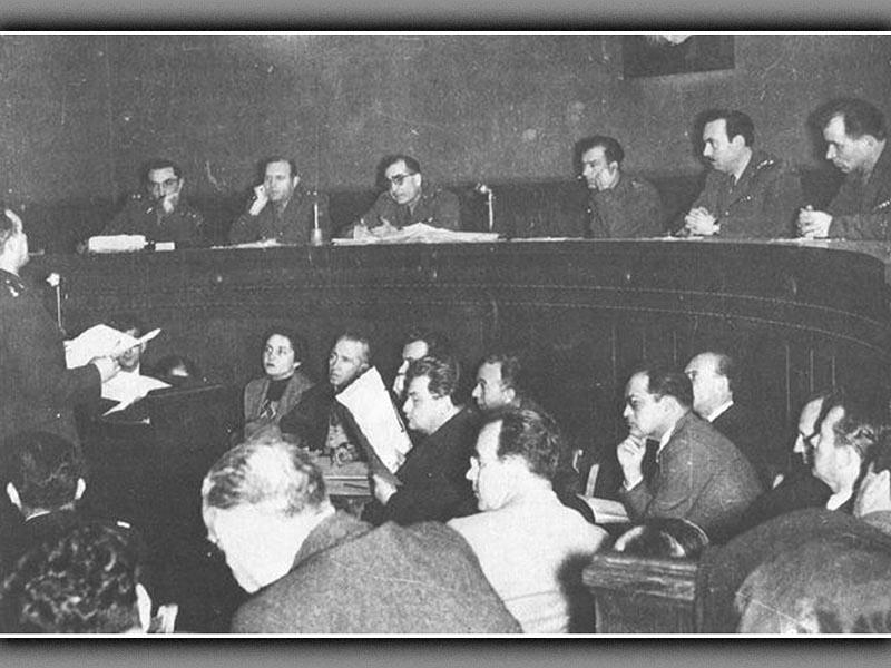 Μετεμφυλιακό κράτος - δίκη των 12 στελεχών του ΚΚΕ, 1960