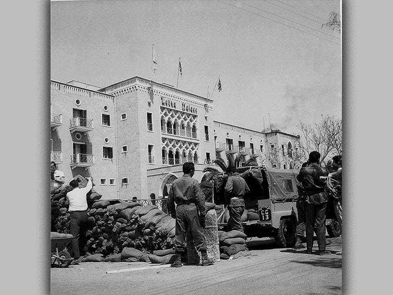 Κύπρος - Ελληνικές στρατιωτικές δυνάμεις, 1964