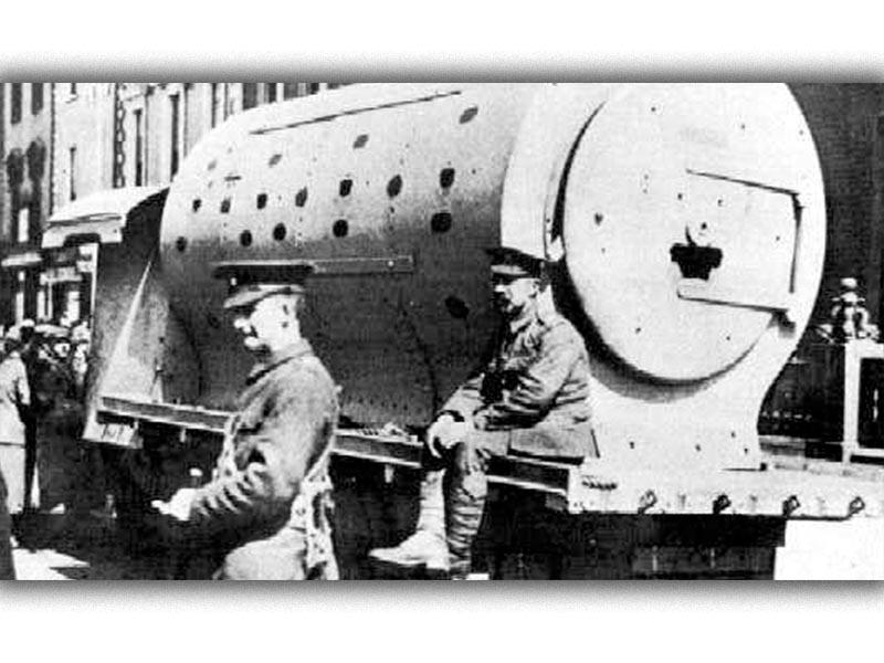 Ιρλανδία - Επανάσταση, 1916 - Αγγλία - καταστολή