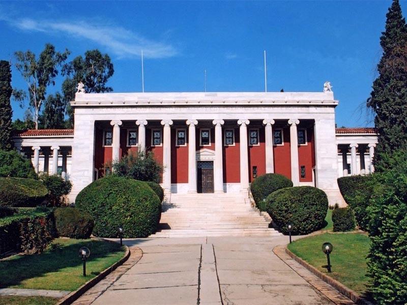 Πολιτισμός - Βιβλιοθήκες - Γεννάδειος Βιβλιοθήκη