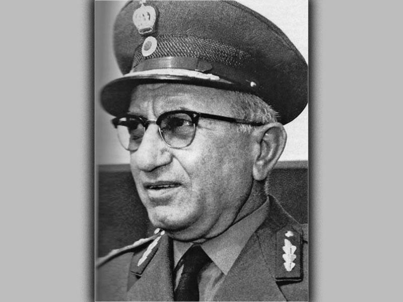 Ελλάδα - πραξικόπημα, 1967 - Γρ. Σπαντιδάκης