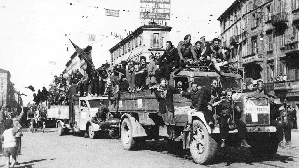 Ιταλία - Εργατικό κίνημα - Απεργία, 1945