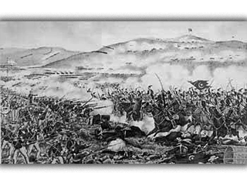 Ελληνοτουρκικός πόλεμος 1897 - Μάχη του Βελεστίνο