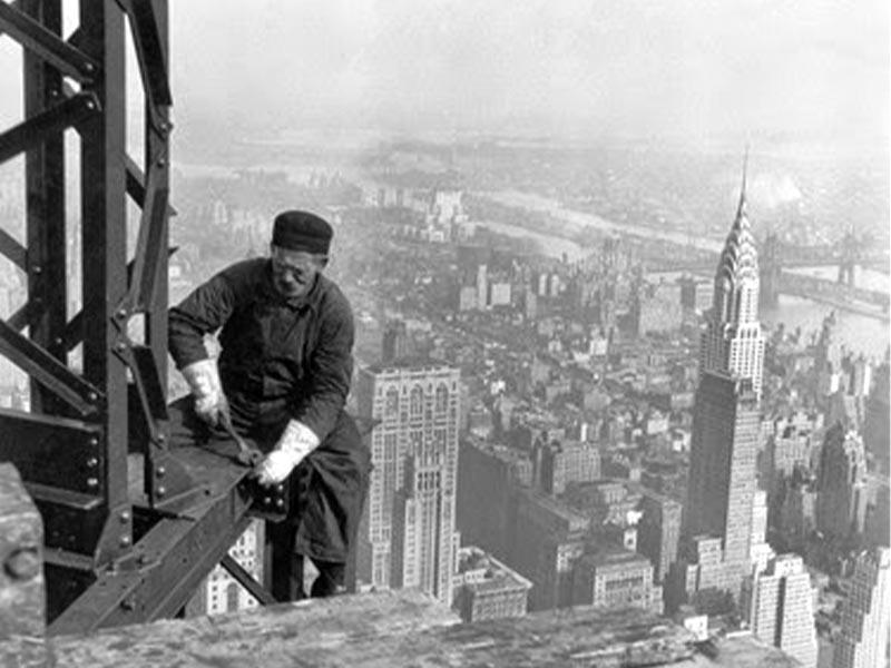 ΗΠΑ - Νέα Υόρκη - Εμπάιαρ Στέιτ Μπίλντινγκ