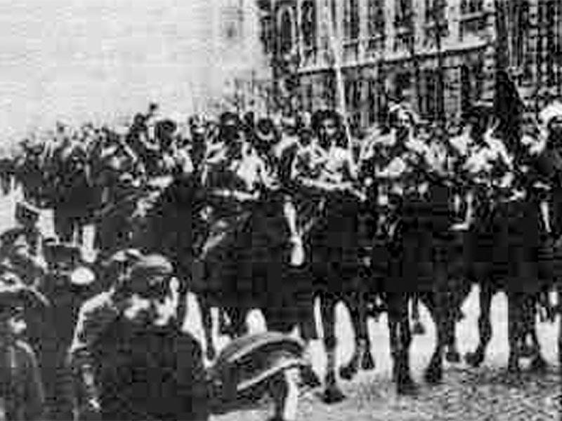 Μεγάλη Οκτωβριανή Επανάσταση - Κόκκινος Στρατός - Οδησσός, 1919