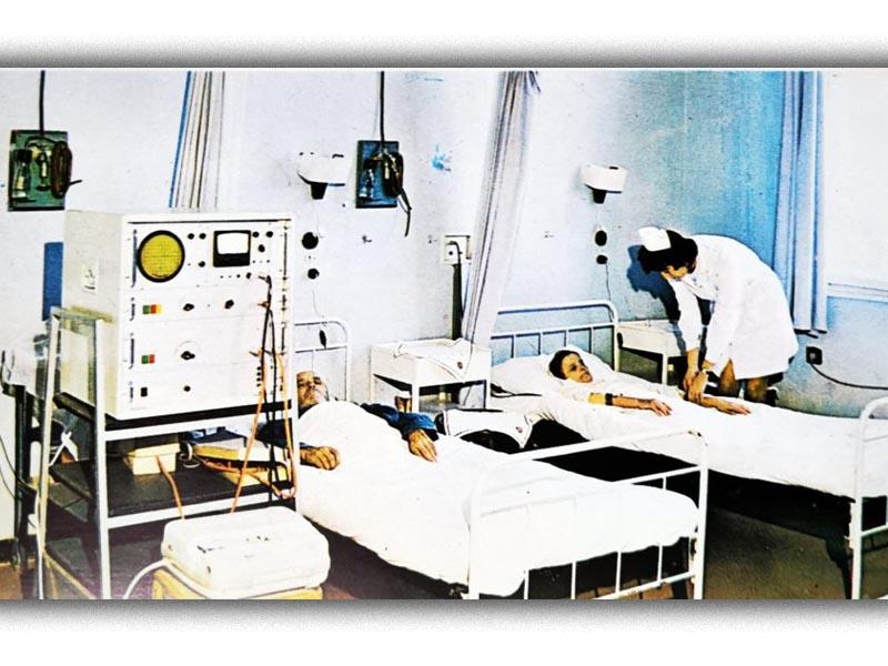 Λαϊκή Δημοκρατία Βουλγαρίας - Υγεία - νοσοκομείο