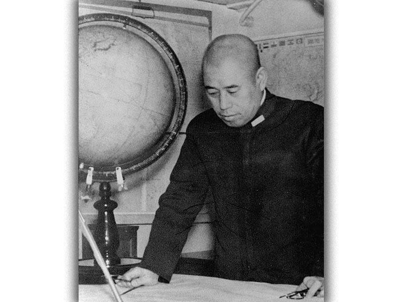 Ιαπωνία - Πολεμικό Ναυτικό - Ναύαρχος Ιζορόκου Γιαμαμότο