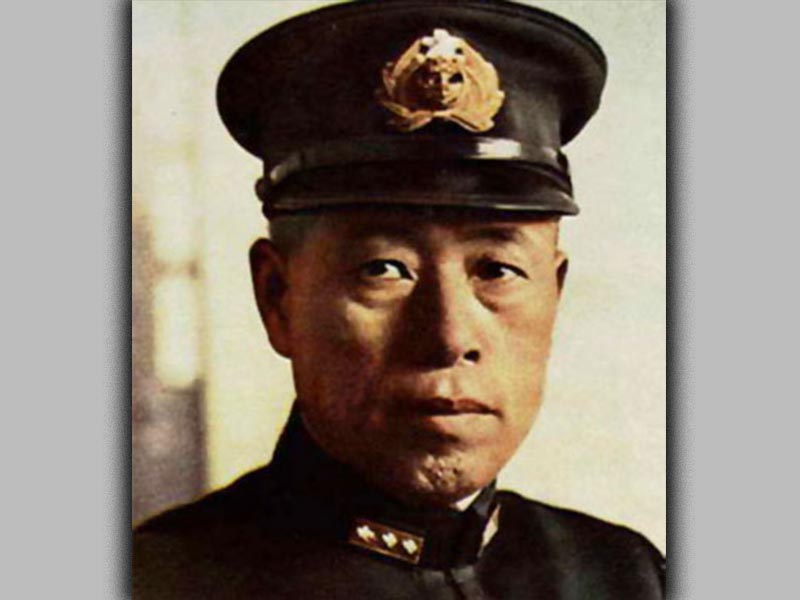 Β'ΠΠ - Ιαπωνία - ναύαρχος Ισορόκου Γιαμαμότο