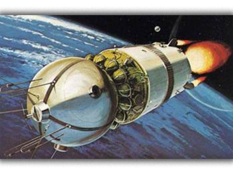 ΕΣΣΔ - Διαστημικό πρόγραμμα - Βοστόκ 1