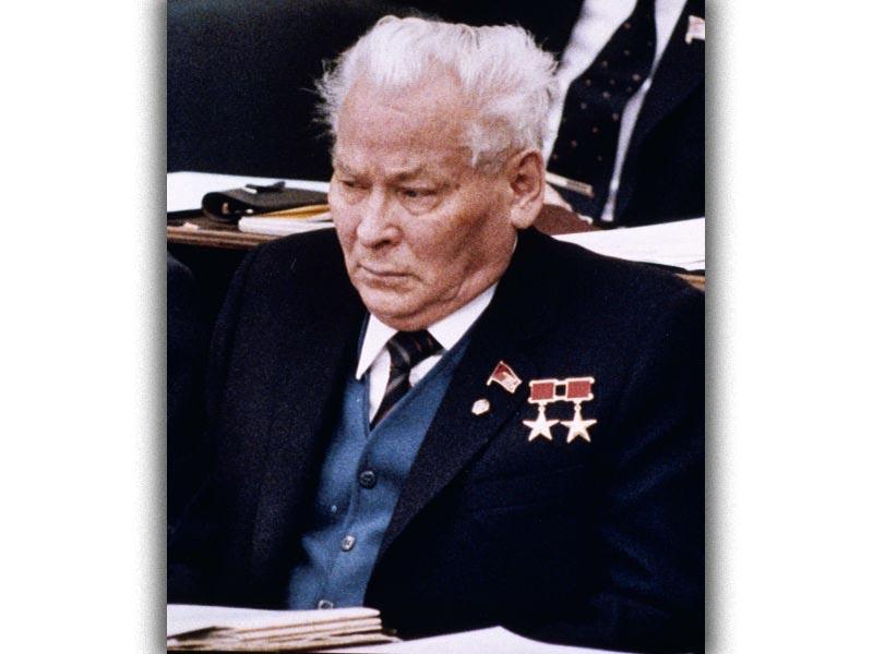 ΕΣΣΔ - ΚΚΣΕ - Κονσταντίν Τσερνιένκο