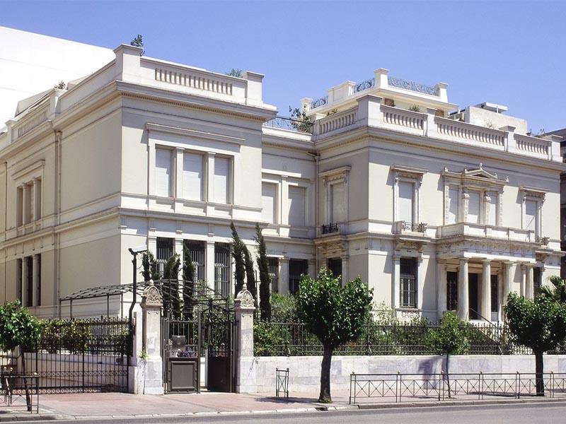 Πολιτισμός - Μουσεία - Μουσείο Μπενάκη