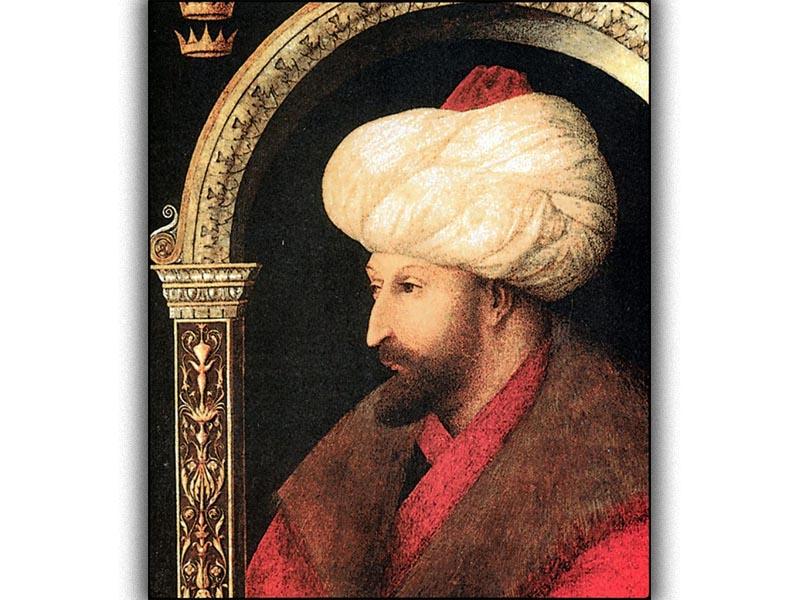 Τούρκοι - Μωάμεθ Β' ο Πορθητής
