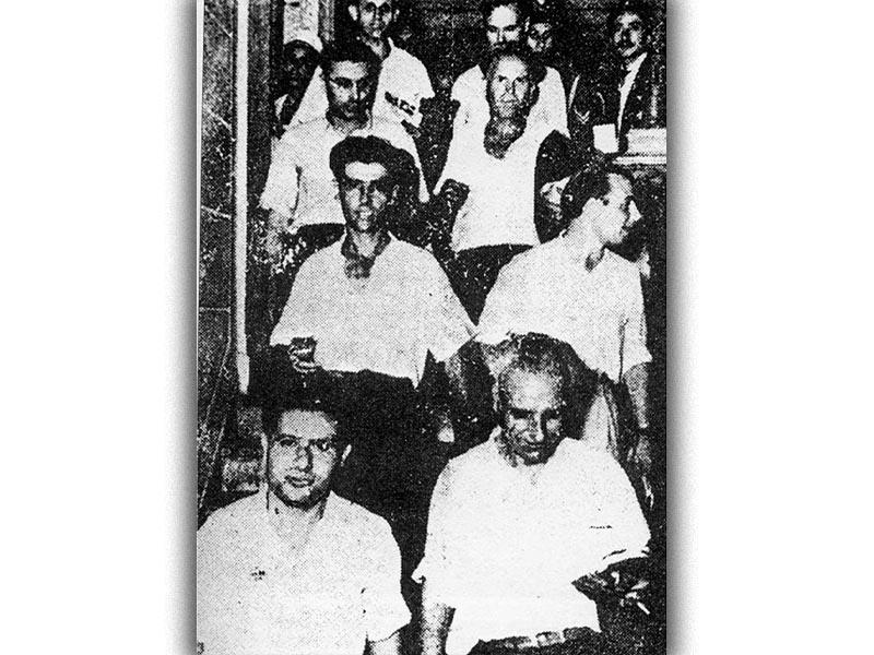Ελλάδα - Εργατικό κίνημα - Ναυτεργάτες ΟΕΝΟ