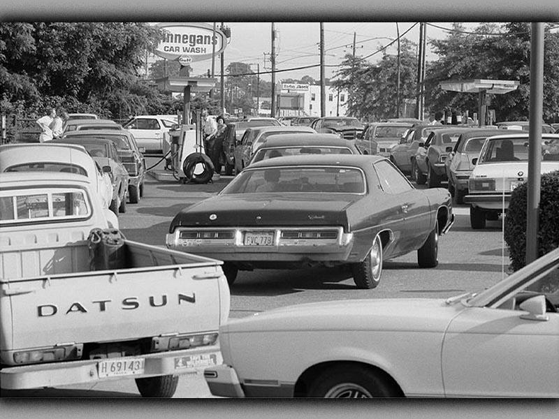 Καπιταλισμός - 2η Πετρελαϊκή Κρίση, 1979