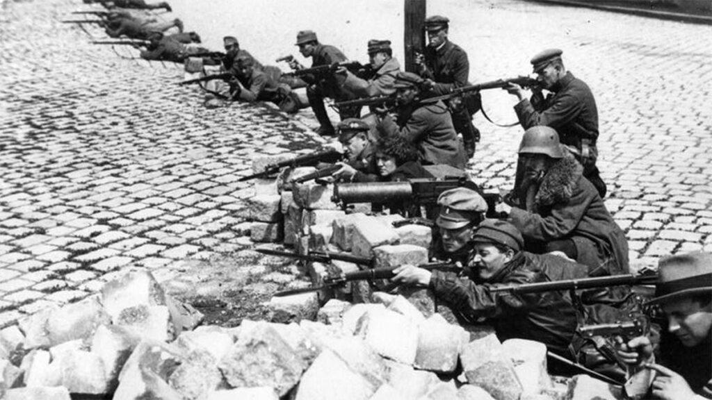 Σοβιετική Ουγγαρία - επέμβαση της Αντάντ, 1919