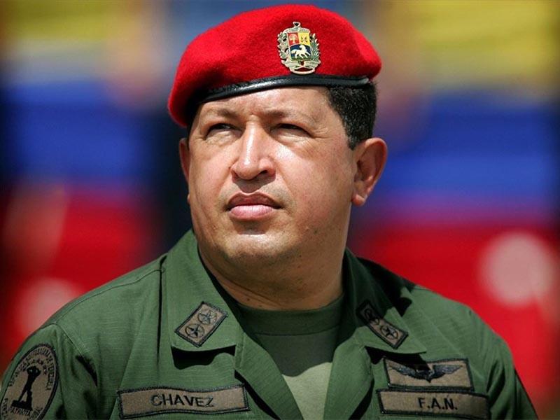 Βενεζουέλα - Ούγκο Τσάβες