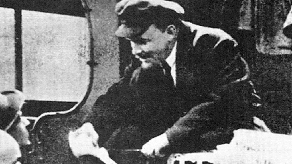 Σοβιετική Ρωσία - Λένιν