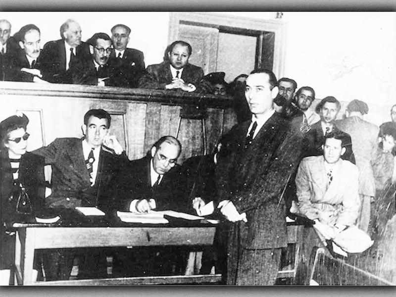 ΗΠΑ - Μετεμφυλιακό κράτος - Δολοφονία Πόλκ - Γρηγόρης Στακτόπουλος