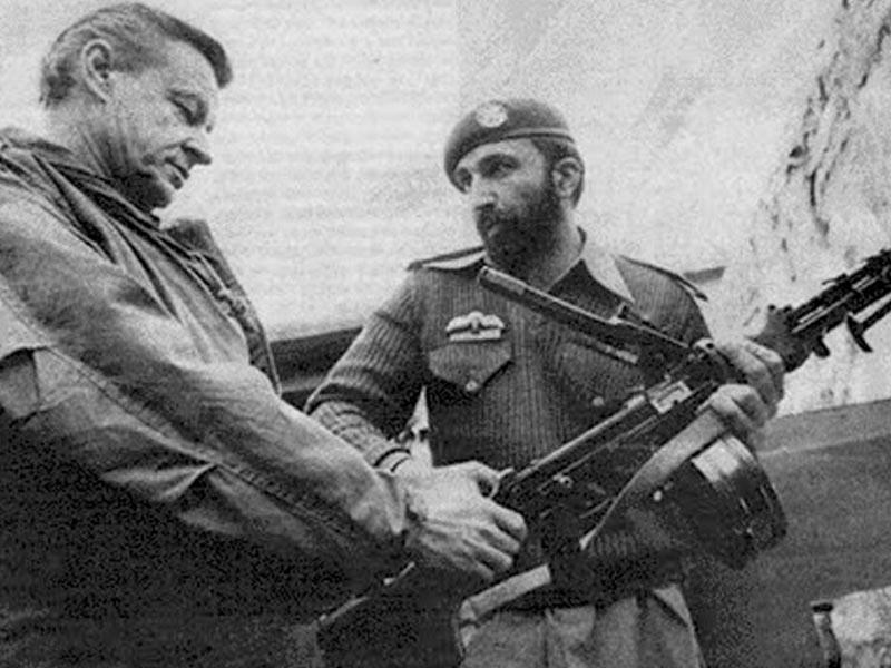 ΗΠΑ - Αφγανιστάν - Μπίν Λάντεν